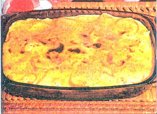 Bacalao as Natas